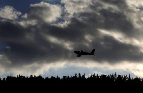 自作の飛行機で会社に通勤の画像(8枚目)