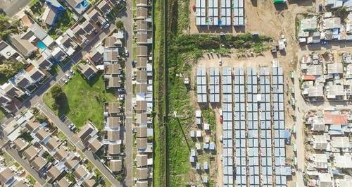 ケープタウンの富裕層と貧困層の画像(10枚目)