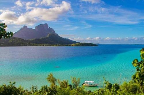 【画像】地上最後の楽園と呼ばれている「ボラボラ島」の絶景!の画像(18枚目)