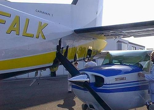 事故=大惨事!笑えるか笑えないか微妙な飛行機事故の画像の数々!!の画像(10枚目)