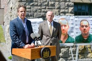 NYの刑務所を脱獄した囚人の逃走経路の写真が凄い!の画像(20枚目)