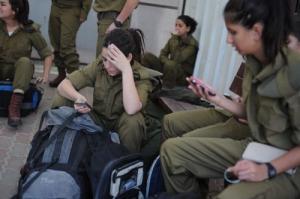 可愛いけどたくましい!イスラエルの女性兵士の画像の数々!!の画像(17枚目)