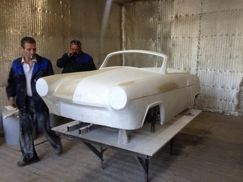 【画像】職人が本気で作った子供用の自動車が凄いwwwの画像(24枚目)