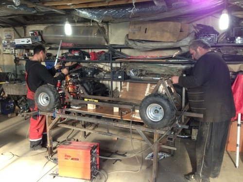 【画像】職人が本気で作った子供用の自動車が凄いwwwの画像(18枚目)