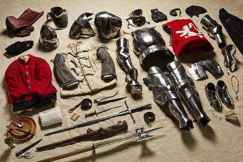 大昔から現在の兵士の装備を並べた画像がかっこよくて心ときめくwwwの画像(4枚目)