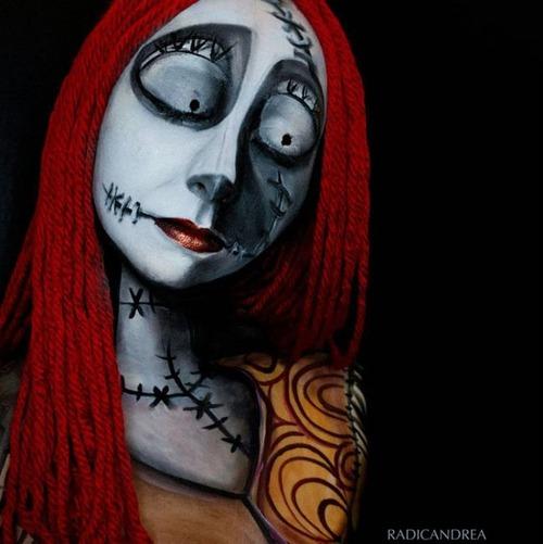 女性のメイクが怖すぎる!化粧のみで怖すぎる女性のメイクの画像の数々!!の画像(25枚目)