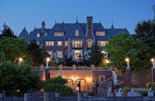 100億円の豪邸の風景の写真が凄い!!の画像(7枚目)