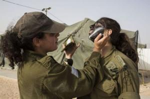 可愛いけどたくましい!イスラエルの女性兵士の画像の数々!!の画像(54枚目)