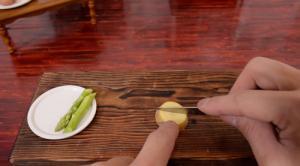 世界一小さい食べれるチーズフォンデュ2