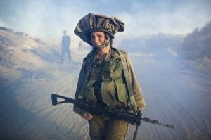 可愛いけどたくましい!イスラエルの女性兵士の画像の数々!!の画像(42枚目)