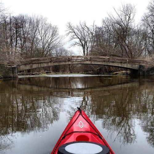 カヤック(カヌー)に乗る理由がわかる川沿いの風景の画像の数々!!の画像(28枚目)