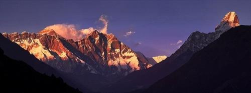 【画像】標高8850m!エベレストの幻想的な風景!!の画像(4枚目)