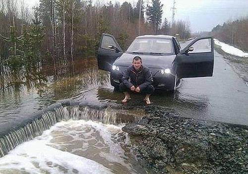【画像】ロシアなら当たり前!ちょっと信じられないロシアの日常風景wwの画像(31枚目)