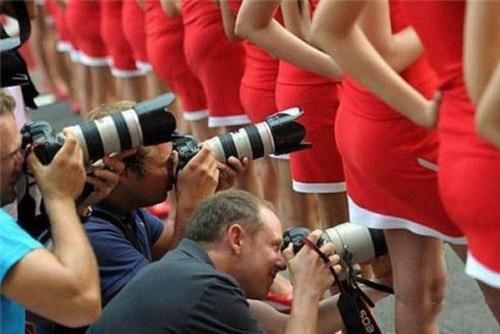 カメラマンの苦労の画像(15枚目)
