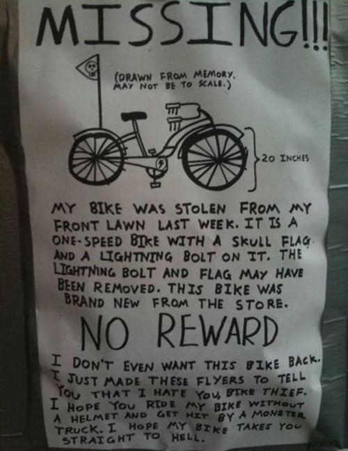 自転車にまつわるちょっと面白ネタ画像の数々!!の画像(49枚目)