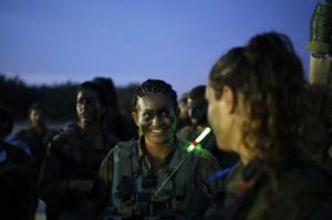 可愛いけどたくましい!イスラエルの女性兵士の画像の数々!!の画像(68枚目)