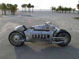 世界に10台5500万円のバイク!ダッジ・トマホークがやっぱり凄い!!の画像(13枚目)