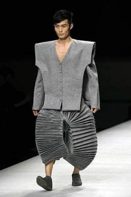 ちょっと面白いファッションの画像(15枚目)