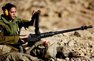 可愛いけどたくましい!イスラエルの女性兵士の画像の数々!!の画像(36枚目)