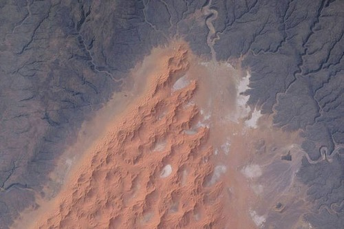 宇宙飛行士しか見ることが出来ない地球の絶景の画像の数々!!の画像(34枚目)