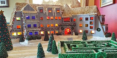 【画像】内装まで作りこまれたお菓子の家が凄い!!の画像(1枚目)