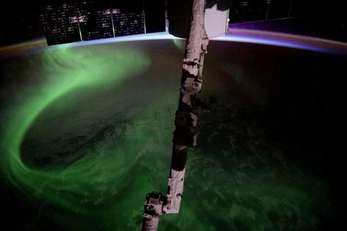 宇宙飛行士しか見ることが出来ない地球の絶景の画像の数々!!の画像(5枚目)