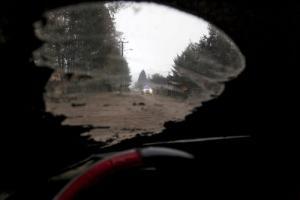 チリのカルブコ火山の噴火で街に積もった火山灰が酷い…の画像(17枚目)