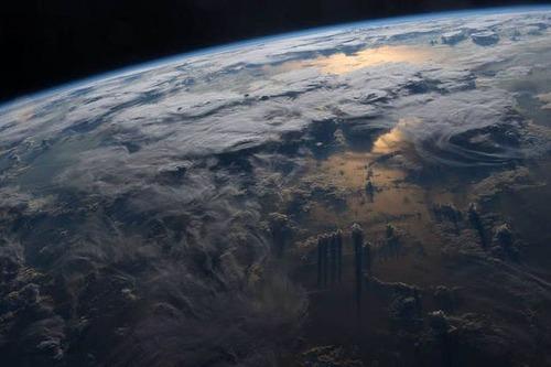 宇宙飛行士しか見ることが出来ない地球の絶景の画像の数々!!の画像(27枚目)