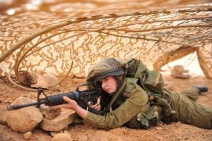 可愛いけどたくましい!イスラエルの女性兵士の画像の数々!!の画像(26枚目)
