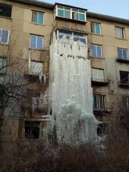 海外の凄まじい冬の寒さの画像(48枚目)