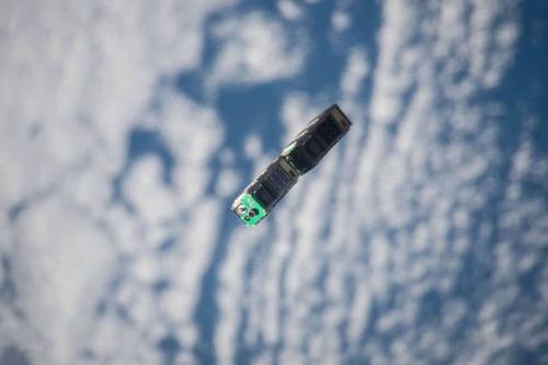 宇宙飛行士しか見ることが出来ない地球の絶景の画像の数々!!の画像(25枚目)