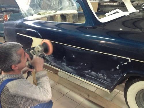 【画像】職人が本気で作った子供用の自動車が凄いwwwの画像(63枚目)