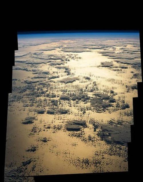 宇宙飛行士しか見ることが出来ない地球の絶景の画像の数々!!の画像(33枚目)