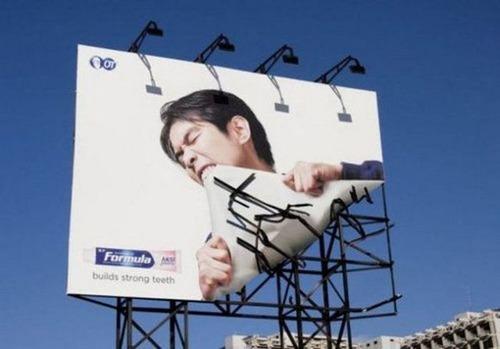 クリエイティブな広告の画像(5枚目)