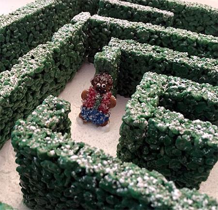 【画像】内装まで作りこまれたお菓子の家が凄い!!の画像(14枚目)
