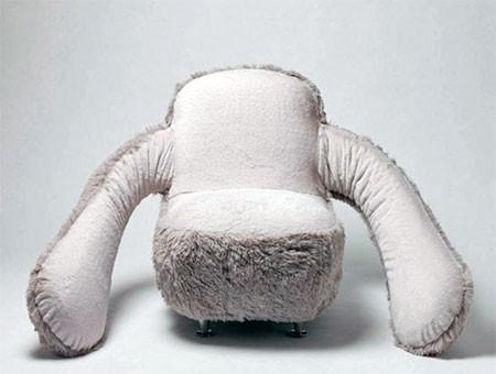 淋しい時に慰めてくれる!抱きつく椅子、ハグチェアーが優しそうwwwの画像(7枚目)