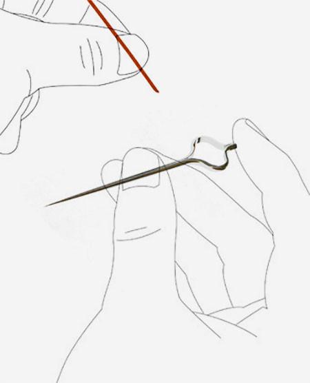 【画像】誰でも簡単に針の穴に糸を通せる針が凄い!!の画像(6枚目)