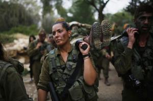 可愛いけどたくましい!イスラエルの女性兵士の画像の数々!!の画像(58枚目)