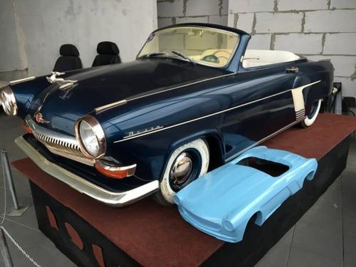 【画像】職人が本気で作った子供用の自動車が凄いwwwの画像(74枚目)