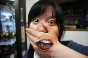 恐ろしいボディペインティングが本当に恐ろしすぎる!!の画像(2枚目)