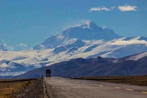 【画像】標高8850m!エベレストの幻想的な風景!!の画像(6枚目)