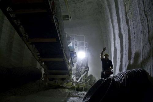塩の洞窟!シチリア島にある岩塩の鉱山が神秘的で凄い!!の画像(38枚目)