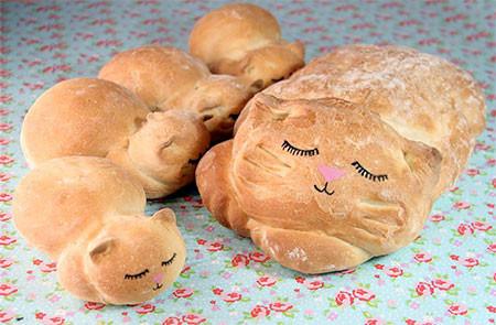 食べるのが可哀そうになる!可愛くてちょっとリアルな動物パンの画像の数々!!の画像(8枚目)