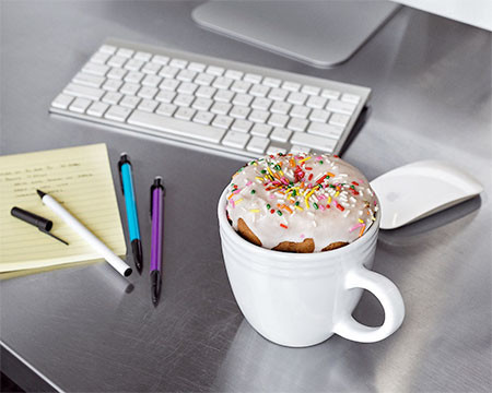 ドーナツが冷めにくくなるコーヒーカップの画像(3枚目)