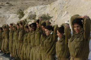 可愛いけどたくましい!イスラエルの女性兵士の画像の数々!!の画像(96枚目)