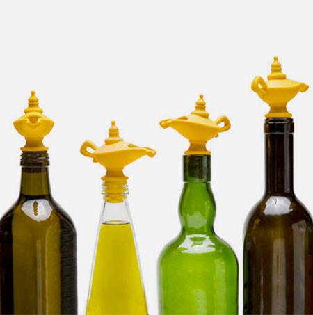 【画像】簡単便利に油を注げるキャップが魅力的!!の画像(4枚目)