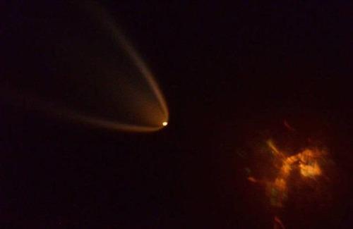 宇宙飛行士しか見ることが出来ない地球の絶景の画像の数々!!の画像(3枚目)
