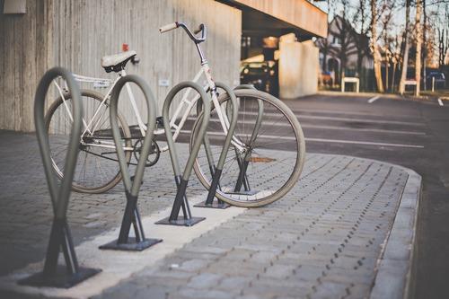 自転車スタンド06