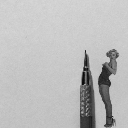 鉛筆やシャーペンで描いた小さいけど凄いクオリティの画像の数々!!の画像(3枚目)