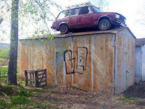 文化が違う?尺度が違う?ロシアの地味に面白い画像の数々!の画像(9枚目)